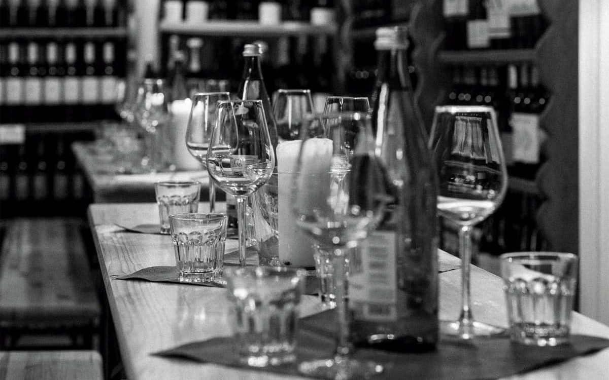 Weinprobe in Düsseldorf